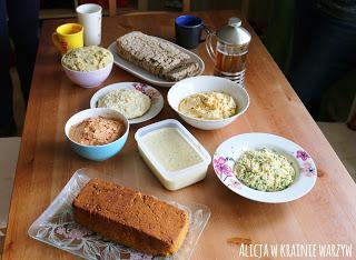 Wegańskie masło i ser