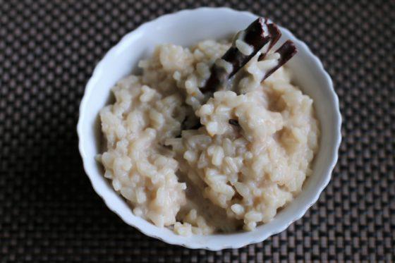 Ryż na mleku po hiszpańsku