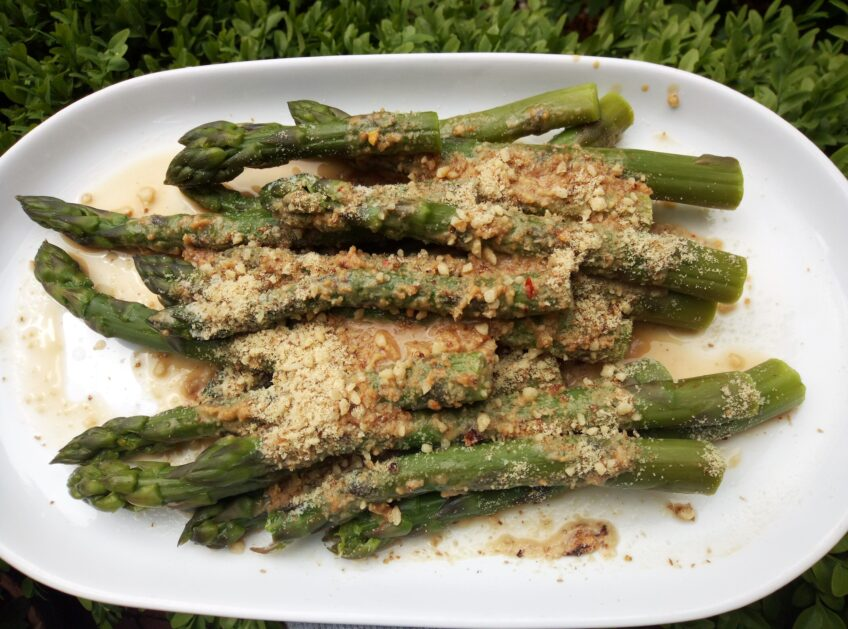 Szparagi w 15 minut